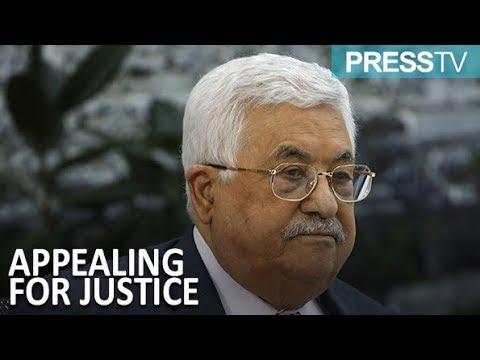 [16 September 2018] Palestine pres. to go to ICJ over Khan al-Ahmar  - English