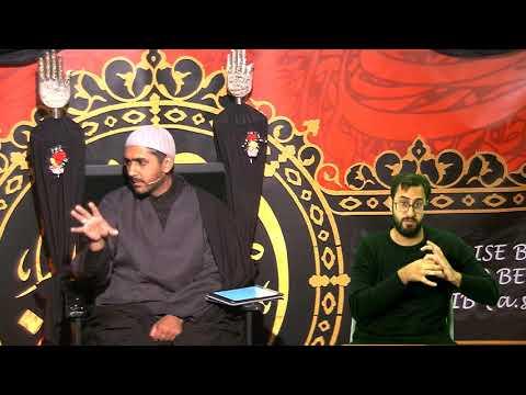 [ Eve 8th Muharram 1440] Topic: Faith And Community In A Changing World | Sheikh Murtaza Bachoo 17/09/2018 English