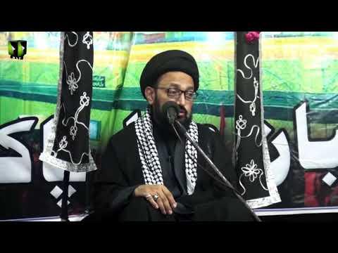 [06] Topic: کربلا اور نصرت امام کے تقاضے | H.I Sadiq Raza Taqvi | Muharram 1440 - Urdu