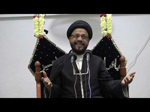 6th Majlis Shab of 5th Muharram 1440/15.09.2018 Topic:Maximizing the Potential in Our Children By H I Syed Zaki Baqri-Ur