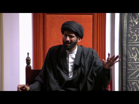 [6] Topic: Connect with the Mission/Revolution of Imam Hussain(A) | H.I. Sulayman Abidi | English
