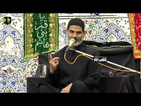 [07] Topic: قیامِ حسینی و سیرت نبوی | Moulana Mubashir Zaidi - Muharram 1440 - Urdu