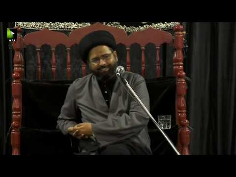 [02] Topic: Irfan-e-Imamat عرفانِ امامت | Moulana Syed Ali Afzaal | 1440 - Urdu