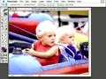 photoshop 8 tutorial -changecolor2 -english