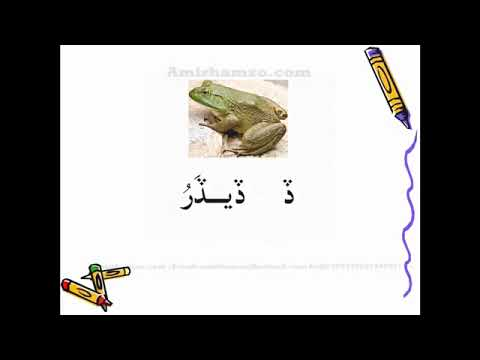 [Educational Videos] Sindhi Alphabet - Sindhi