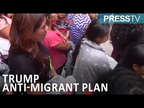 [24 September 2018] US rights groups slam new immigration rules - English