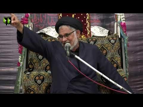 [02] Topic: Ansaar e Hussaini - انصار حسینی | H.I Hasan Zafar Naqvi | Muharram 1440 - Urdu