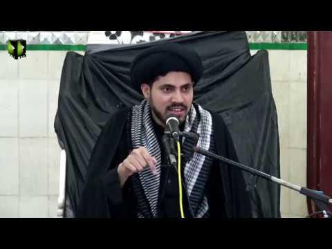 [03] Topic: Hussaini Tarz-e-Zindagi | Moulana Haider Ali Jafri | Muharram 1440 - Urdu