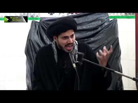 [04] Topic: Hussaini Tarz-e-Zindagi | Moulana Haider Ali Jafri | Muharram 1440 - Urdu