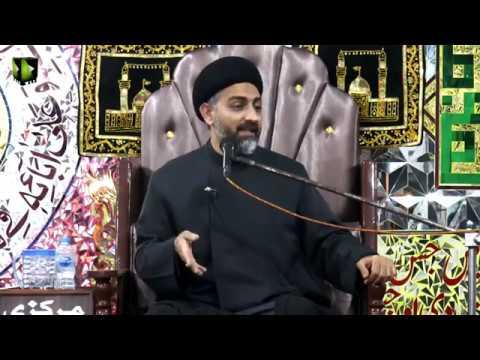 [03] Topic: Asr-e-Hazir Or Hamari Zimdariyaan | Moulana Nusrat Abbas Bukhari | Muharram 1440 - Urdu