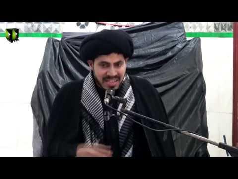 [05] Topic: Hussaini Tarz-e-Zindagi | Moulana Haider Ali Jafri | Muharram 1440 - Urdu