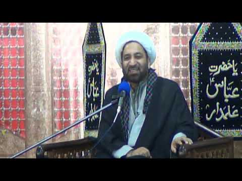 9th Majlis Muharam 1440/20.09.2018 Topic:مقامِ اہلبیت By H I Sakhawat Ali Qumi-Jamia Al Sadiq a.s G-9/2-Urdu