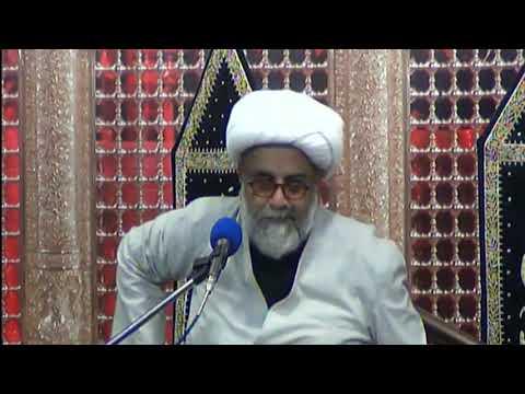 Majlis Shab e Ashur Muharram 1440 Hijari 20th September 2018 By H I Raja Nasir Abbas Jafferi-Jamia Al-Sadiq a.s -Urdu