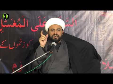 [09] Topic: Sunan-e-illahiya | Moulana Mohammad Ali Fazal | Muharram 1440 - Urdu