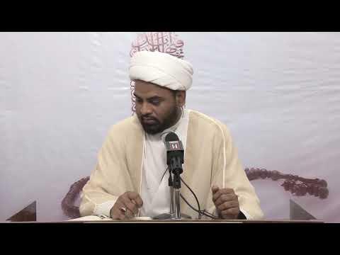 #5 [Zindagi Masumeen(as) ki nigaah mein (Kitab: Mafatihul Hayaat)] - H. I. Maulana Akhtar Abbas Jaun - U