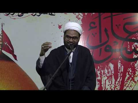 #5 Agha Akthar Abbas Jaun  Topic:Wilayath - Ashura Ki Roshni Me - Urdu