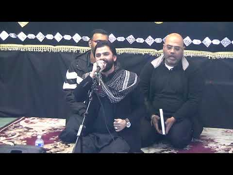 Marthiya - Sayed Shadman Raza - Yawme Samarrah 1440 - 06/10/2018 UK - Urdu