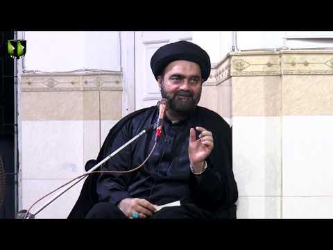 [02] Topic: علم امام حسن ؑ اور تعبیر خواب | H.I Muhammad Ali Naqvi | Muharram 1440 - Urdu