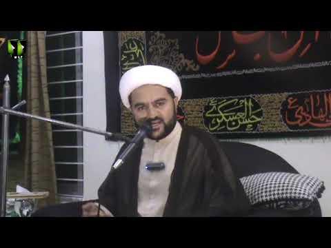[06] Topic: Aima Ahl e bait(A) ki Siyasi o Fikri Zindagi | H.I Muhammad Nawaz  | 1440 - Urdu