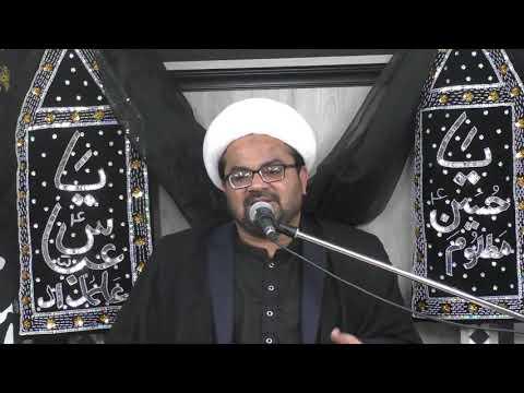 3rd Majlis Moharram 1440 Hijari October 2018 Topic:سورہ حجر By H I Mohammad Raza Dawoodani-Urdu