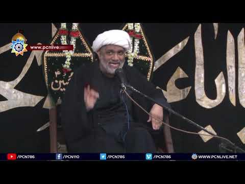 Majlis-E-Aza 1st Safar 1440/11th October 2018 Topic:Mulaqat e Imam e Zamana(a.t.f.s) By H I Nadir Sadqi at New N