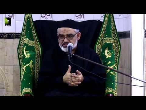 [3] Topic: معاشرے کے رسم و رواج اور نصرتِ امامِ زمانہؑ | H.I Ali Murtaza Zaidi - Urdu