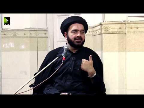 [07] Topic: علم امام حسن ؑ اور تعبیر خواب | H.I Muhammad Ali Naqvi | Safar 1440 - Urdu