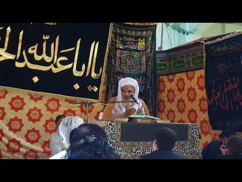 Majlis e Aza - Qazi shabbir Hussain alvi - 16 March 2018 - Urdu