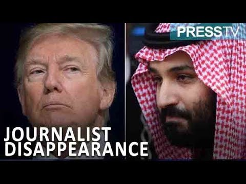 """[14 October 2018] \\\""""U.S. arms sale to go on despite KSA\\\'s likely role on journalist\\\'s disappearance\\\"""""""