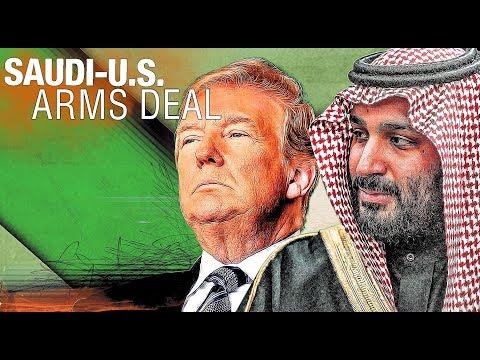 [15 October 2018] The Debate - Saudi-US Arms Deal - English