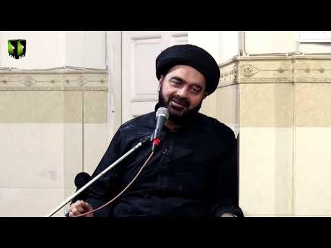 [08] Topic: علم امام حسن ؑ اور تعبیر خواب | H.I Muhammad Ali Naqvi | Safar 1440 - Urdu