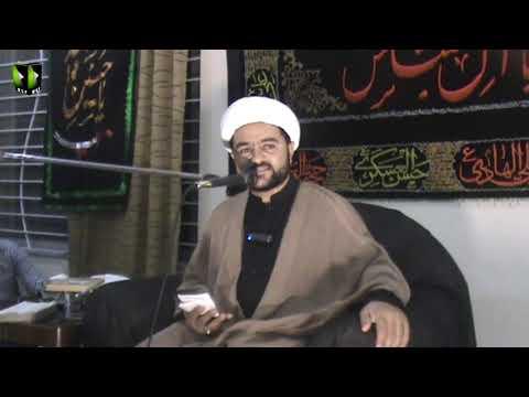 [09] Topic: Aima Ahl e bait(A) ki Siyasi o Fikri Zindagi | H.I Muhammad Nawaz  | 1440 - Urdu