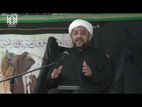 [02] Moulana Mohammad Ali Baig - Moharram 1440 AH - October 6, 2018 IEC Houston USA English