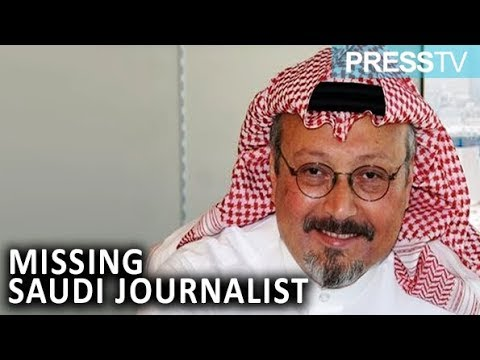 [18 October 2018] Saudi Arabia $100 million to US as missing journalist mystery deepens - English