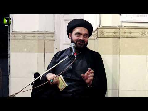 [11] Topic: علم امام حسن ؑ اور تعبیر خواب | H.I Muhammad Ali Naqvi | Safar 1440 - Urdu