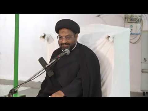 [01] Ittehaad-e-Bayn ul-Muslimeen Taqaza-e-Waqt | Moulana Syed Taqi Raza Abedi