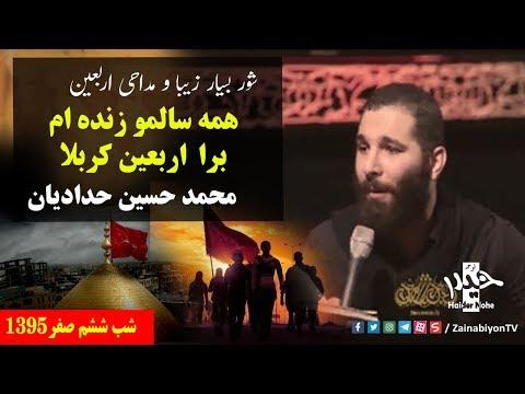 بیا ببین راه نجف تا کربلا (مداحی اربعین) محمد حسین حدادیان | Farsi