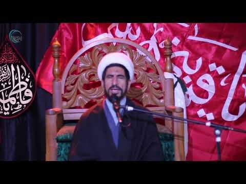 Payam Karbala Aur Azadari Imam Hussain AS- Allama Yousuf Abdi 06 - Urdu