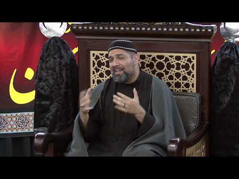 [Majlis 05] From Enlightenment to Reformation - Syed Asad Jafri - 19th Safar 1440 - English