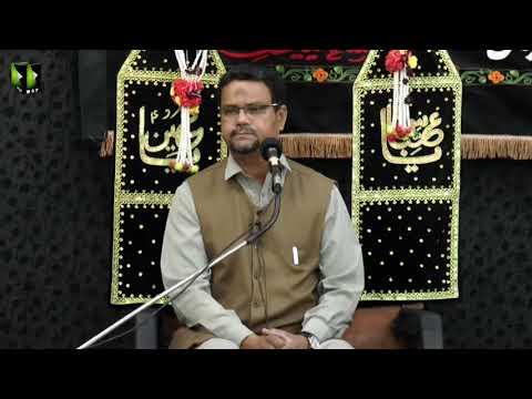 [01] Quran O Ahlybet say wabastagi ka takazay | Pro.Zahid Ali Zahidi - Urdu