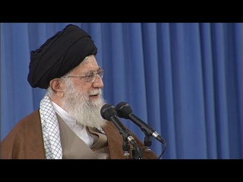 [4 November 2018]  Iran's leader: US much weaker than 40 years ago - English