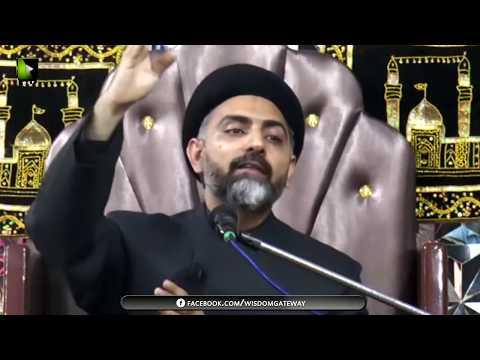 [Clip]Nizam e Wilayat نظامِ ولایت   H.I Nusrat Bukhari - Urdu