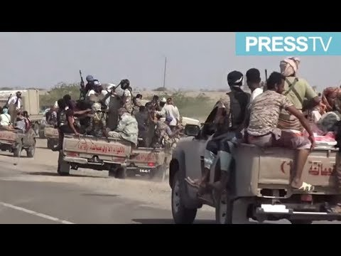 [5 November 2018] Yemeni forces foil Saudi push to seize Hudaydah - English