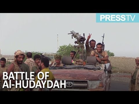 [6 November 2018]  Saudi militants suffer heavy losses near Hudaydah port - English