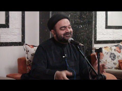 3rd Majlis e Aza 17 November 2016 By Moulana Syed Mohammad Ali Naqvi at Karbala Iraq - Urdu
