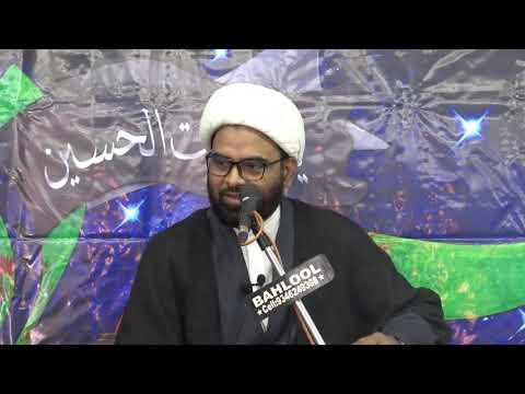 Majlis 02 -  Seerat e Imam Sajjad (as) - Moulana Akhtar Abbas Jaun-urdu
