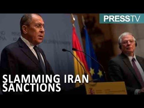 [7 November 2018] U.S. sanctions on Iran has drawn barrage of global criticism - English