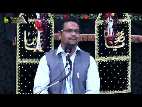 [05] Quran O Ahlybet say wabastagi ka takazay | Pro.Zahid Ali Zahidi - Urdu