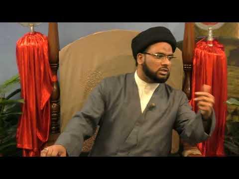 1st Majlis 08 Mah e Ramazan 1439 Hijari 2018 Speaker: Moulana Syed Zaigham Rizvi - Urdu