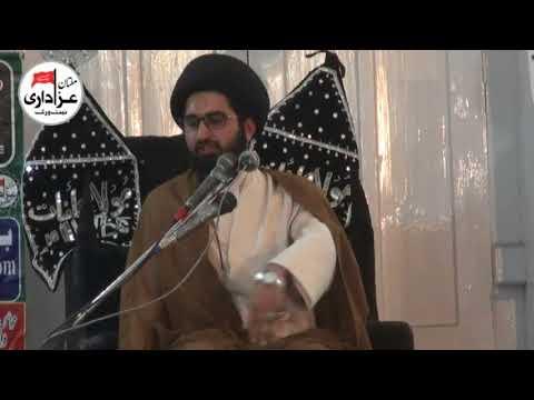 1st Majlis 23 Ramzan 1439 Hijari 8 June 2018 By H I Syed Sibtain Ali Naqvi from Islamabad -Urdu